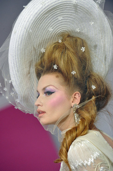 Dior Spring 2010 Couture in Paris