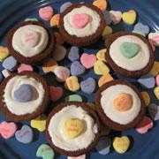 I Heart You Cupcakes