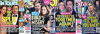Are You Keeping Track of All the Brad, Angelina and Jen Rumors?