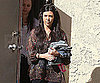 Slide Photo of Kourtney Kardashian in Calabasas