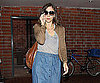 Slide Photo of Maggie Gyllenhaal In LA 2010-01-28 02:30:00