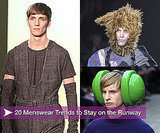 Fall 2010 Menswear Fashion Week Fails