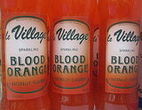 Blood Orange Juice Sodas