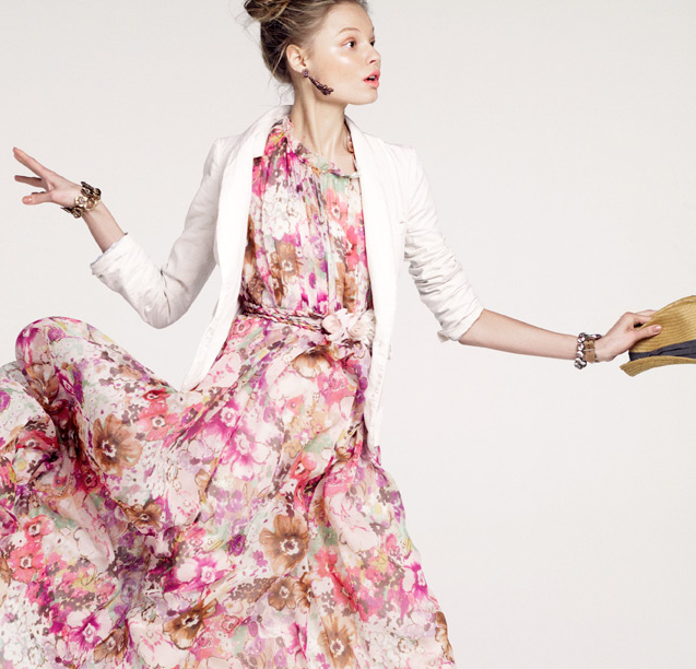 Sneak Peek! J.Crew Collection, Spring '10