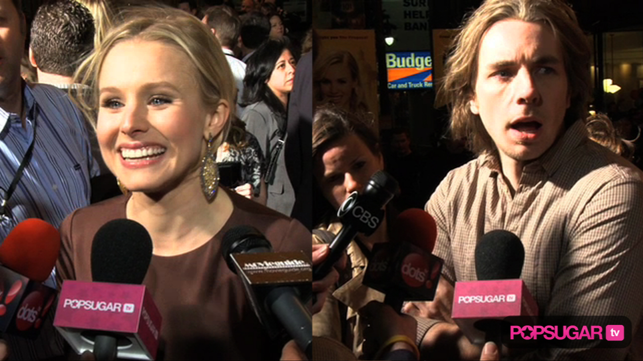 """kristen bell dating life Kristen bell reveals the keys to a 'healthy' marriage in note to engaged friends life is a crazy ride """"you'll find your kristen bell but guess what."""