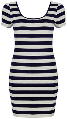 Fab Find-Essential Striped Dress for 12.80