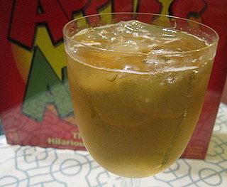 Apple Whiskey Spritzer Recipe