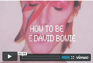 David Bowie Makeup Tutorial