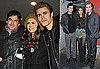 Photos of The Vampire Diaries Stars Ian Somerhalder, Paul Wesley, And Nina Dobrev Promoting Their Show at Hot Topic