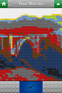 Turn Any Photo Into Legos On Your iPhone