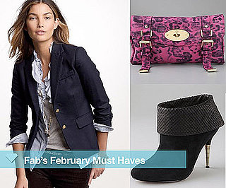 Fab's February Must Haves