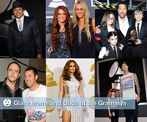 2010 Grammy Award Moms and Dads