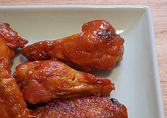Super Bowl Baked Chicken Wings Recipe