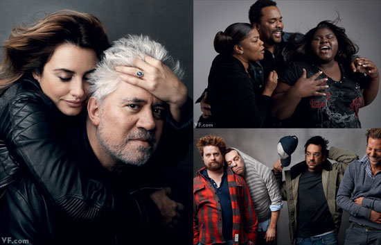 Photos of VF Shoot