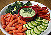 Recipe For Creamy White Bean Veggie Dip