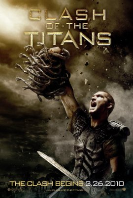 Watch Clash of the Titans Remake Trailer Starring Sam Worthington, Nicholas Hoult, Kaya Scodelario, Gemma Arterton, Liam Neeson