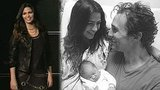 Camila Alves Postbaby Body, Jessica Alba Kissing Scene, and Victoria Beckham and Her Kids