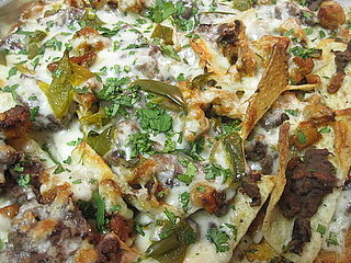 Spicy Sausage and Black Bean Nachos Recipe