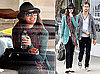 Photos of Anne Hathaway and Adam Shulman Shopping in LA 2010-02-03 13:45:28