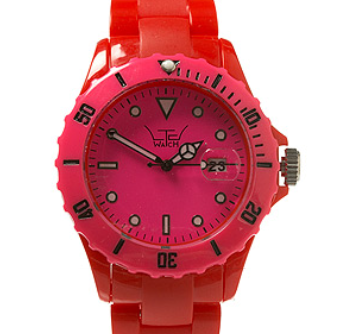 Topman LTD Red Watch ($98)