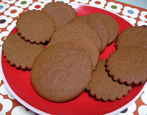 A Healthier Recipe For Gingerbread Cookies
