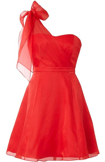 Ten Red Dresses for Valentine's Day 2010