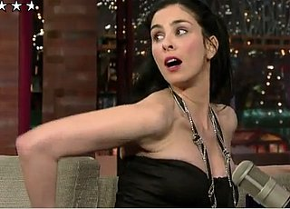 Sarah Silverman on David Letterman: Sex Spanking