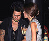 Slide Photo of Ryan Cabrera and Audrina Patridge in LA