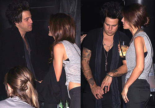 Photos of Audrina Patridge and Ryan Cabrera at the Viper Room