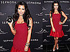 Photos of Kim Kardashian Promoting Her New Fragrance at Sephora in Miami 2010-02-05 14:27:21