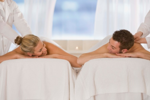 A His and Hers Massage