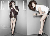 Photos of Liv Tyler in March 2010 Elle UK Magazine