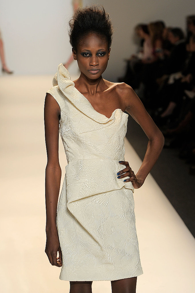 New York Fashion Week: Lela Rose Fall 2010