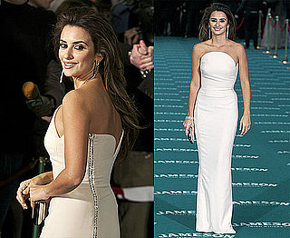 Photos of Penelope Cruz at the 2010 Goya Awards, Madrid