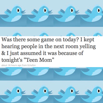 Celebrity Twitter Tweets About the 2010 Super Bowl