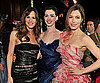 Slide Photo of Jennifer Garner, Anne Hathaway and Jessica Biel at Valentine's Day Premiere
