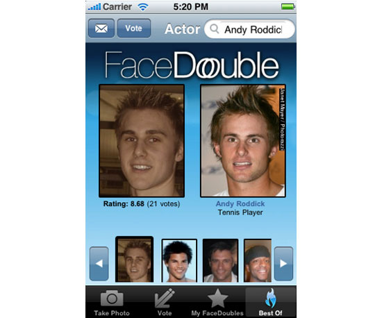 Face Double App ($2)