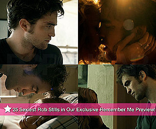 Slideshow of Still Photos of Robert Pattinson and Emilie de Ravin in Exclusive Remember Me Preview