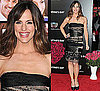 Photo of Jennifer Garner in Lace Valentino Dress at Valentine's Day Premiere in LA