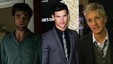 Video of Robert Pattinson in Remember Me, Taylor Lautner at Valentine's Day Movie Premiere, and Ellen DeGeneres as an American I
