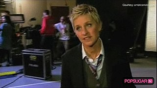 Ellen DeGeneres on American Idol