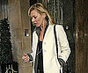 Slide Photo of Kate Moss Leaving London Hotel