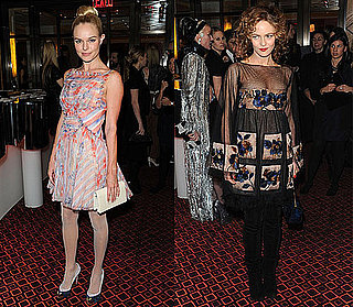 Vanessa Paradis and Kate Bosworth Wear Chanel 2010-02-10 13:00:22