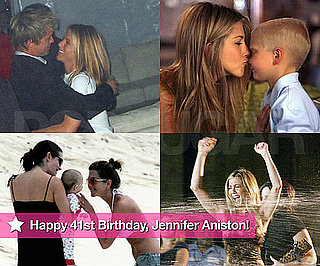 Happy 41st Birthday, Jennifer Aniston!