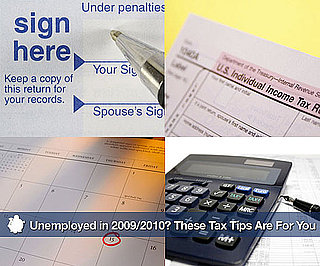 Unemployed in 2009/2010? These Tax Tips Are For You