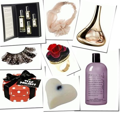 Valentine's Gift Guide: Romantic Beauty Products For Her
