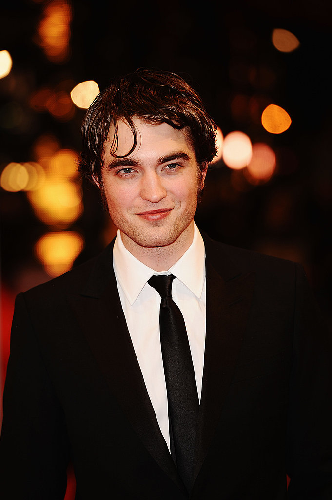 Photos of Rob and Kristen at the BAFTA Awards
