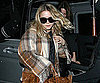 Slide Photo of Mary-Kate Olsen at Heathrow Airport
