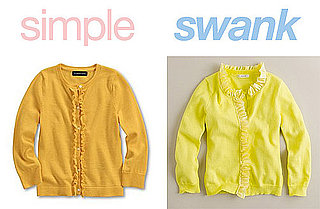 Ruffled Sweaters for Girls