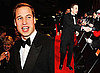 Photos of Prince William at the BAFTAs Red Carpet 2010 2010-02-21 15:45:18